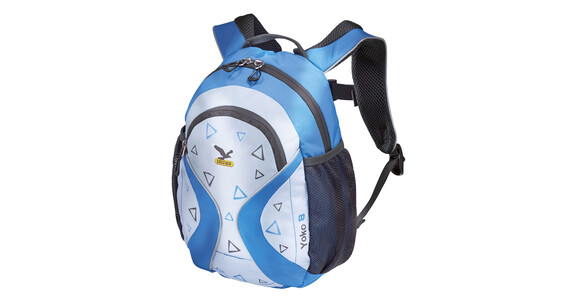 Salewa Yoko 8 Daypack Kids davos/lightblue